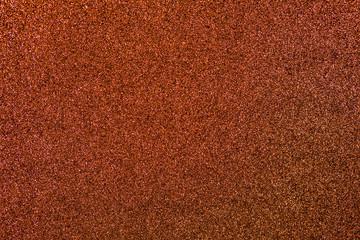 Bronze Glitter Background