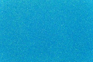 Baby Blue Glitter Background