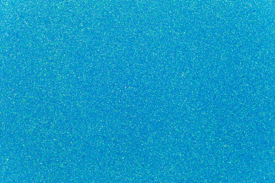 Baby Blue Glitter Background
