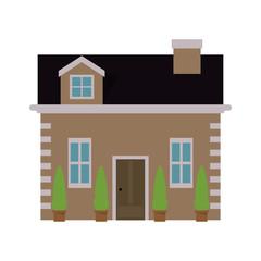Real estate building