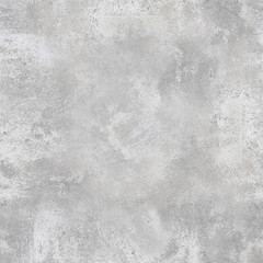 Seamless texture of gray concrete wall