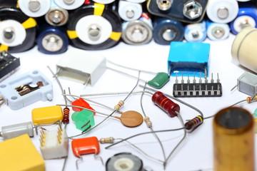 alter Elektronikschrott