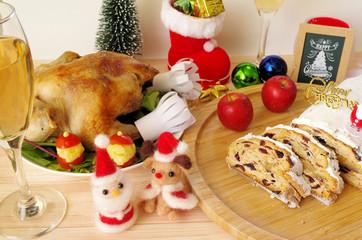 かわいいクリスマスパーティー
