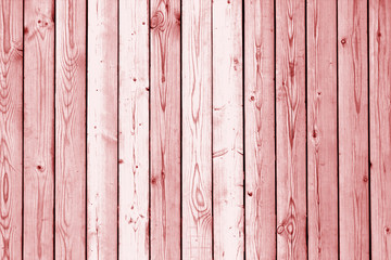 Wooden wall texture in red tone.