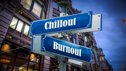 Schild 372 - Chillout