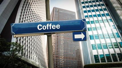 Schild 375 - Coffee
