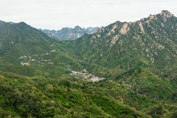 Great Wall of China, Mutianyu site, China