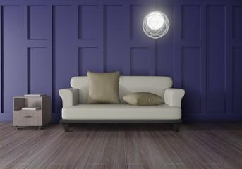 interior design room 3d render
