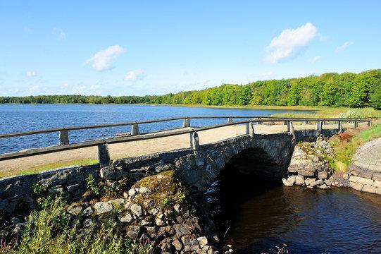Der Åsnen-See, Schwedens neuer Nationalpark