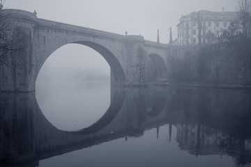 Old bridge of Amarante