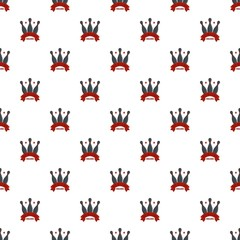 Bowling challenge pattern seamless vector repeat for any web design