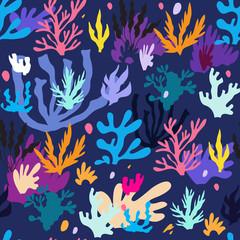 Seaweed pattern4