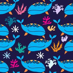 Whale pattern2