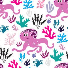 Octopus pattern1