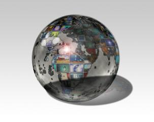 Art globe
