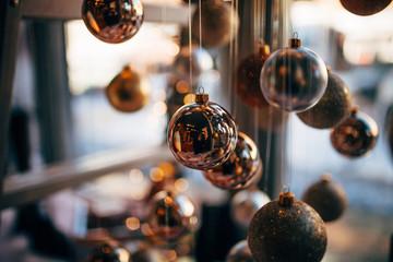 Storefront Ornaments IV