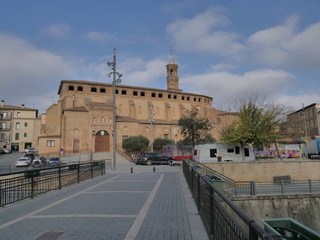 Barbastro. City of Huesca. Aragon. Spain