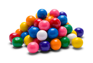Gum Ball Pile