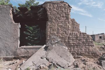 Abandoned House in Marfa