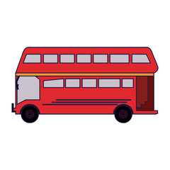 London bus vehicle