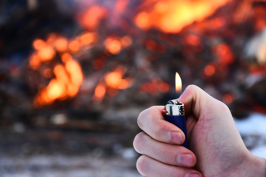 Pyromaniac Concept