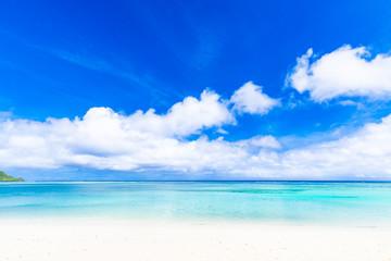 夏イメージ グアム タモン湾