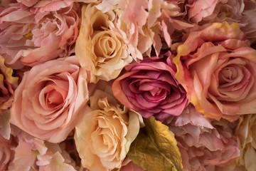 artifacial rose flower