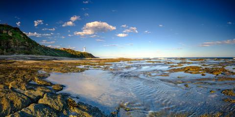 orah Head Light House on the Central Coast, NSW, Australia