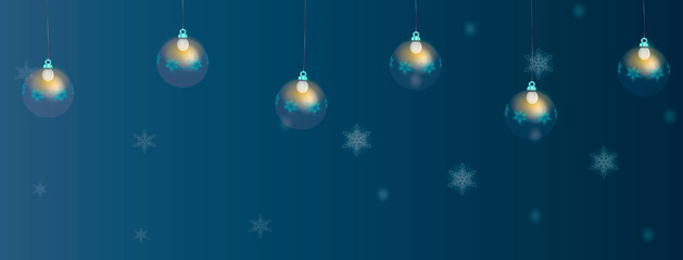 Glowing bulbs, garlands, Christmas decorations. Can be used as a design element for the design of websites, books, magazines.