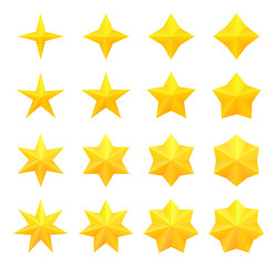 Bright stars collection