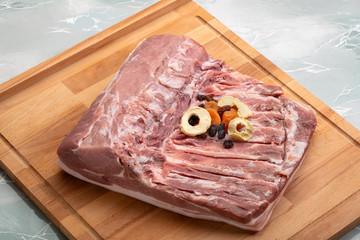 Zubereitung - Schweinerollbraten