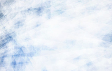 Light blue winter background with ice surface