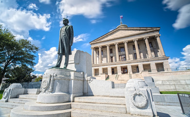 Tennessee State Capitol in Nashville Wall mural