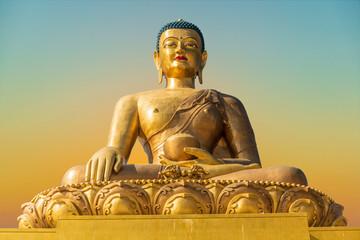 Giant Buddha, Thimphu, Bhutan