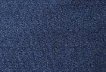 Navy blue denim texture