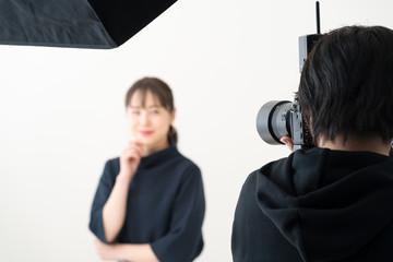 カメラマン・モデル・撮影