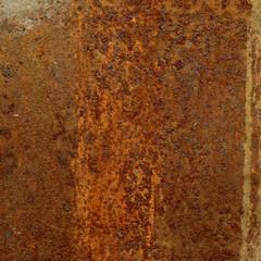 Poster de jardin Metal Rusty metal surface texture.