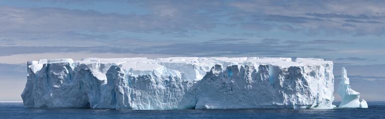 Icebergs at Marguerite Bay, Antarctic Peninsula, Antarctica