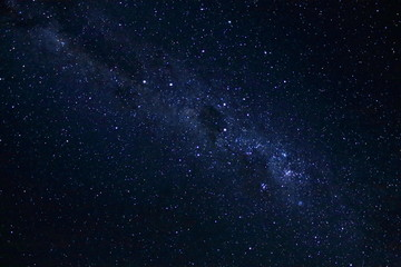 Center Core of the milky way galaxy