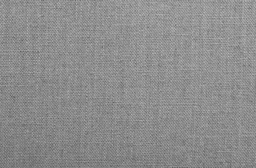 Aluminium Prints Fabric Linen canvas background Textile texture