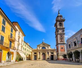 Varese Basilica di San Vittore Martire -Varese Basilica di San Vittore Martire