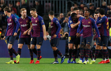 Champions League - Group Stage - Group B - FC Barcelona v Tottenham Hotspur