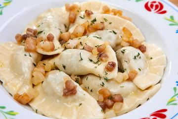 dumplings with potato