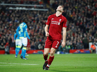 Champions League - Group Stage - Group C - Liverpool v Napoli