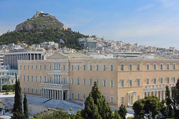 Parliament Greece Athens