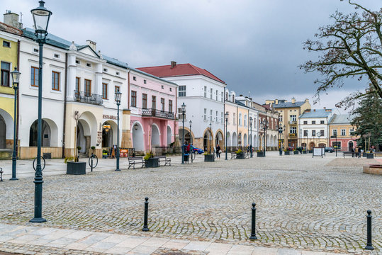 Krosno is a polish town called small Cracow