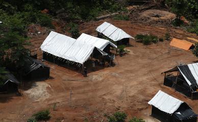 The Wider Image: Brazil's Amazon rainforest under siege by illegal mines