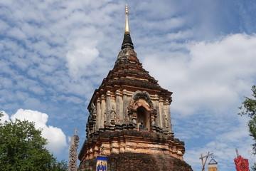 Wat lok molee temple