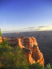 Tourist destination Grand Canyon National Park, USA.