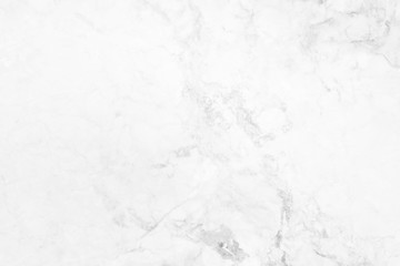 white marble nature texture and background for design pattern.